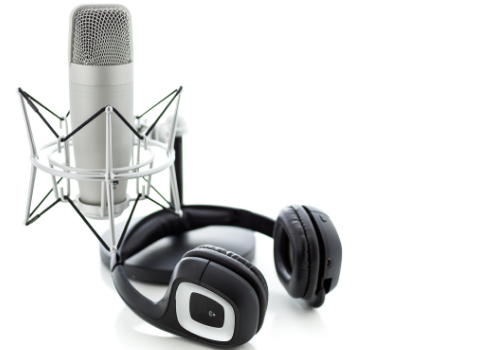 Podcast production package